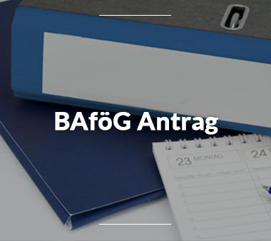 BAföG Amt Aachen BAföG Antrag