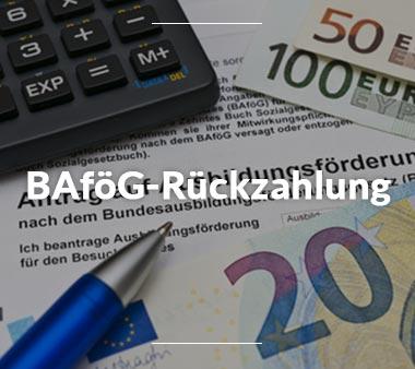 BAföG Amt Tübingen Rückzahlung