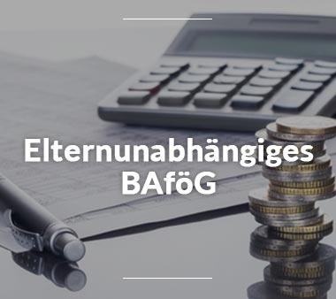 elternunabhängiges BAföG Amt Würzburg