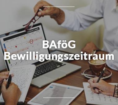 BAföG Amt Augsburg BAföG Bewilligungszeitraum