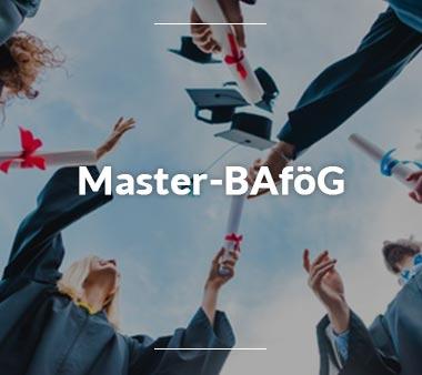 BAföG Amt Augsburg Master BAföG