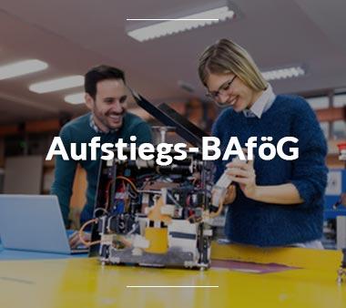 BAföG Amt Bielefeld Aufstiegs-BAföG