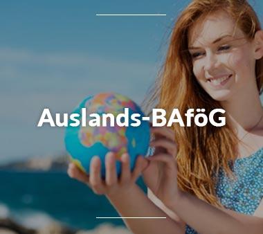 BAföG Amt Erlangen AuslandsBAföG