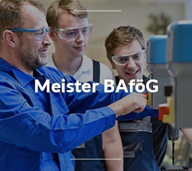 BAföG Amt Erlangen Meister BAföG