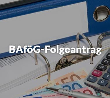 BAföG Nebenjob BAföG-Folgeantrag