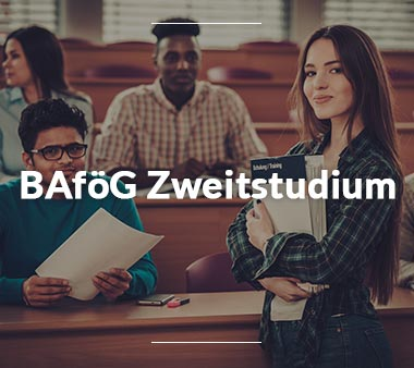 BAföG Amt Gießen BAföG-Zweitstudium