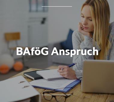BAföG Amt Koblenz BAföG Anspruch