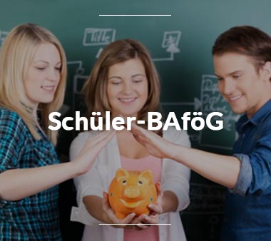 BAföG Antrag Schüler BAföG