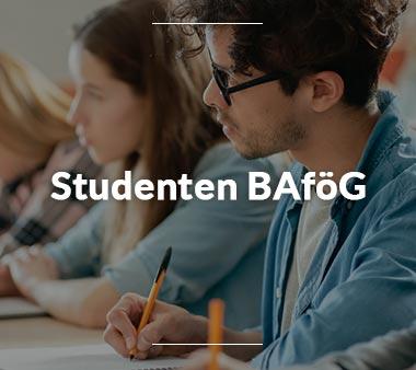 elternunabhängiges BAföG Studenten-BAföG