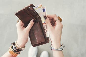 Studentenkonto Bargeld abheben