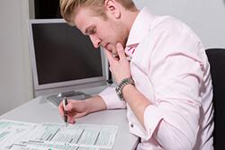 Verlustvortrag Student Steuererklärung Student