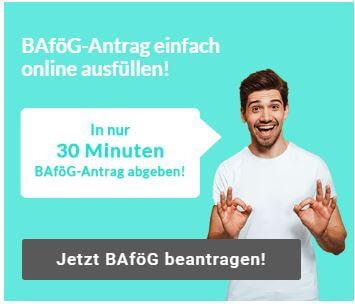 BAföG Antrag online