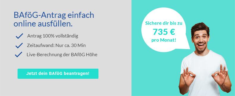 BAföG Formblatt 7 Assistent