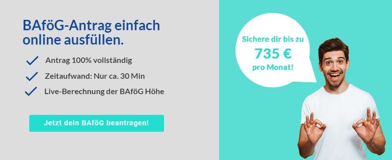 BAföG Amt Erfurt BAföG Antrag