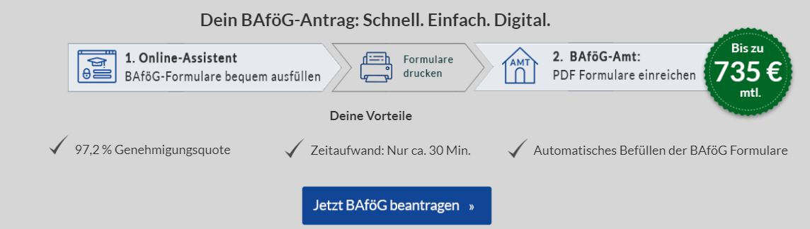 BAföG Amt Saarbrücken BAföG Antrag stellen